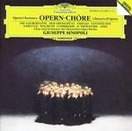 オペラ合唱曲集 シノーポリ/ベルリン・ドイツ・オペラo.&cho.(SHM-CD)(アルバム)