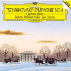 小澤征爾/BPO/チャイコフスキー:交響曲第4番(SHM-CD)(アルバム)
