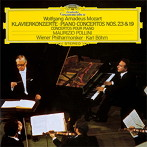 ポリーニ/モーツァルト:ピアノ協奏曲第19番&第23番(SHM-CD)(アルバム)