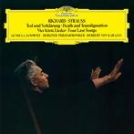 R.シュトラウス:交響詩「死と変容」/4つの最後の歌 カラヤン/BPO ヤノヴィッツ(S)(SHM-CD)(アルバム)