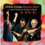 チック・コリア・アコースティックバンド/LIVE(SHM-CD)(アルバム)