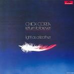 チック・コリア&リターン・トゥ・フォーエヴァー/スペイン~ライト・アズ・ア・フェザー(MQA-CD/UHQCD)(アルバム)