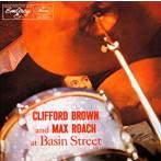 クリフォード・ブラウン&マックス・ローチ/アット・ベイズン・ストリート[+8](SHM-CD)(アルバム)