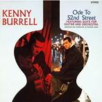 ケニー・バレル/オード・トゥ・52ndストリート(SHM-CD)(アルバム)