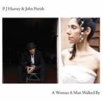 PJハーヴェイ&ジョン・パリッシュ/ア・ウーマン・ア・マン・ウォークト・バイ(SHM-CD)(アルバム)