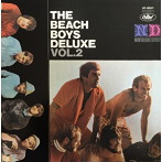 ザ・ビーチ・ボーイズ/ビーチ・ボーイズ・デラックス 第2集(MQA-CD/UHQCD)(アルバム)
