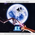 「E.T.20周年アニヴァーサリー特別版」オリジナル・サウンドトラック(期間限定生産盤)(アルバム)