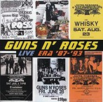 ガンズ・アンド・ローゼズ/ライヴ・エラ'87~'93(初回限定盤)(SHM-CD)(アルバム)