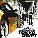 「ワイルド・スピード×3 TOKYO DRIFT」オリジナル・サウンドトラック(アルバム)
