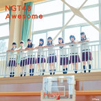 NGT48/Awesome(Type-B)(シングル)