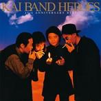 甲斐バンド/HEROES-45th ANNIVERSARY BEST-(アルバム)