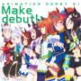 「ウマ娘 プリティーダービー」OP主題歌 ANIMATION DERBY 01 Make debut!/スピカ(シングル)