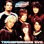 TRANSFORMERS EVO./JAM Project(シングル)