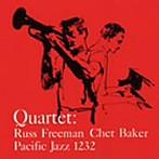 チェット・ベイカー&ラス・フリーマン/チェット・ベイカー=ラス・フリーマン・カルテット(限定盤)(アルバム)