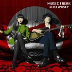 GLIM SPANKY/MUSIC FREAK(アルバム)