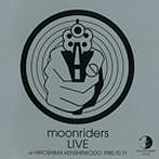 ムーンライダーズ/MOONRIDERS 1980.10.11 at HIROSHIMA KENSHIN KODO(アルバム)