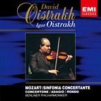 オイストラフ/モーツァルト:協奏交響曲 K.364他(リマスタリング盤)(アルバム)