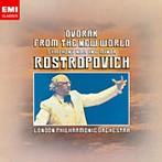 ロストロポーヴィチ/ドヴォルザーク:交響曲第9番「新世界より」(リマスタリング盤)(アルバム)