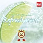 めざましテレビ:Refreshment~新たな1日のはじまりに(アルバム)