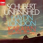 カラヤン/シューベルト:交響曲第8番 ハイドン:ロンドン(ハイブリッドCD)(アルバム)