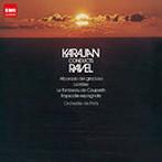 カラヤン/ラヴェル:スペイン狂詩曲 道化師の朝の歌 クープランの墓(ハイブリッドCD)(アルバム)
