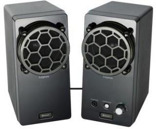 ロジテック Bluetooth/AV用スピーカー/Class1対応/セパレートタイプ/AVSP500/AAC/apt-X対応 LBT-AVSP500