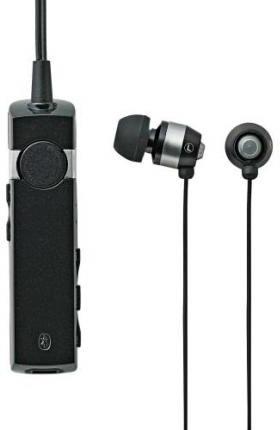 ロジテック Bluetooth/AV用ヘッドホン/外部レシーバ/HP300シリーズ/ブラック LBT-AVHP300BK