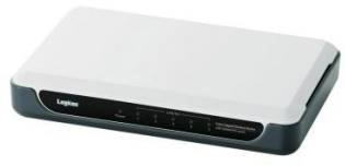ロジテック ギガビットイーサHUB/5ポート/電源外付け/プラスチック/ホワイト LAN-GSW05/PH