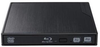 ロジテック USBバスパワー対応ポータブルBDユニット/3D再生/BDXLライティング付き/USB3.0搭載/ブラック LBD-PME6U3VBK