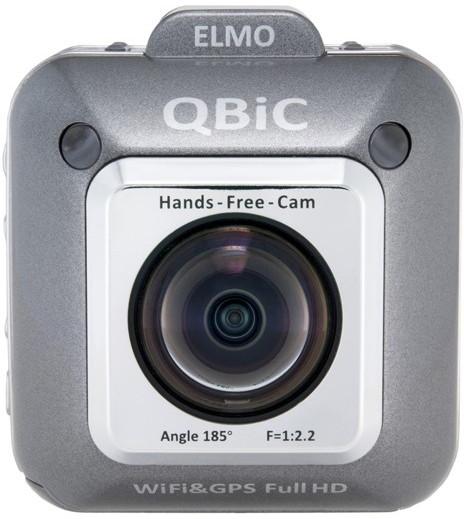 ELMO QBiC D1 チタニウムグレー