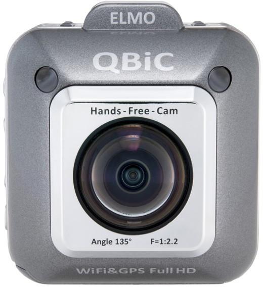 ELMO QBiC X1 チタニウムグレー