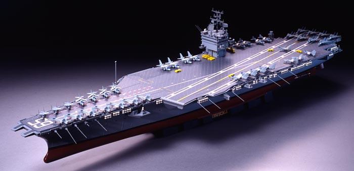 1/350 アメリカ海軍 原子力航空母艦 CVN-65 エンタープライズ