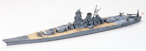 1/700 日本戦艦 武蔵