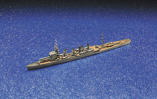 1/700 日本海軍軽巡洋艦 神通1933