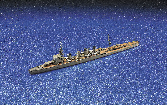 1/700 日本海軍軽巡洋艦 川内1933