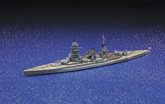 1/700 日本海軍戦艦 陸奥