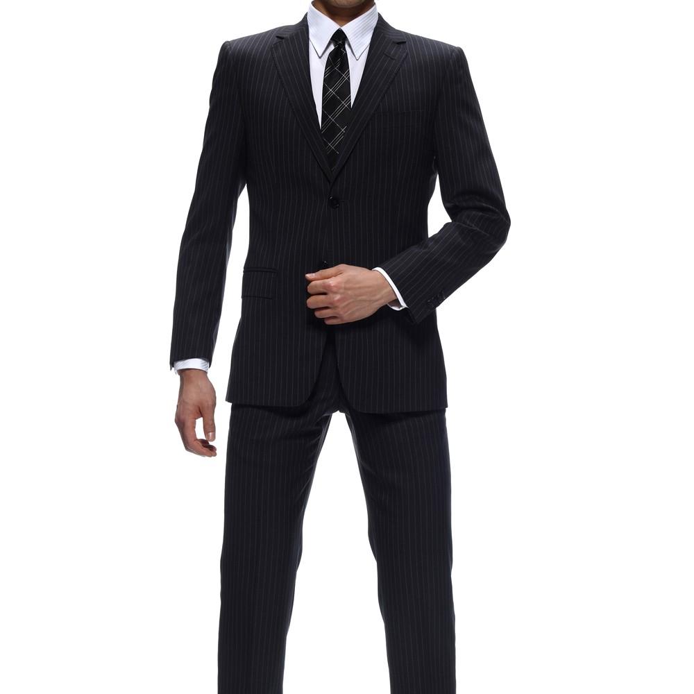 メンズファッションレンタル、スーツ、メンズスーツ、グレー Zegna スーツ セット グレー
