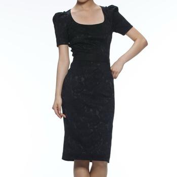 ドルチェ&ガッバーナ ミディアムドレス ブラック