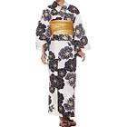 Kansai.yukata 浴衣セット ホワイト