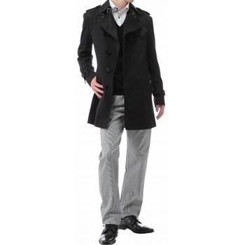 バーバリー 私服セット ブラック