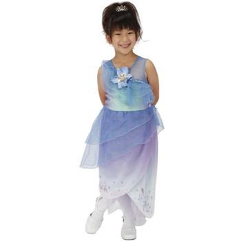 【キッズ】プリンセスドレス ブルー