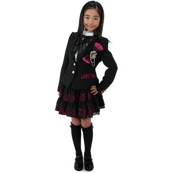 【ジュニア】MICHIKO LONDON KOSHINO スーツ ブラック