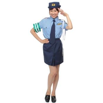 トキメキグラフィティ キュート 県警 婦警 ネイビー