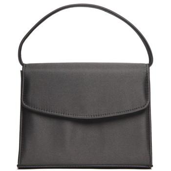フォーマルデザイン ハンドバッグ ブラック