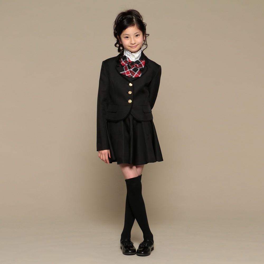 【ジュニア】スーツ ブラック