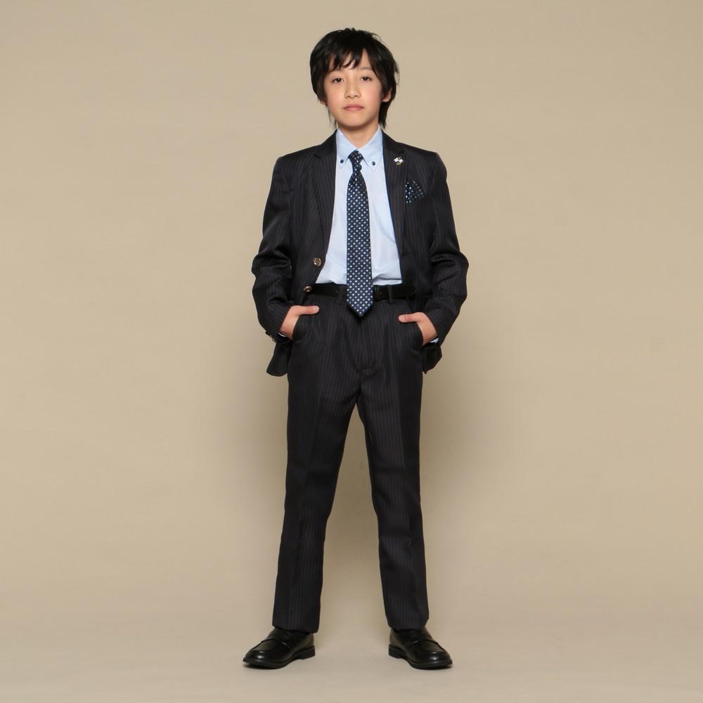 【ジュニア】Hiromichi Nakano BOYS スーツ ブラック