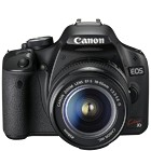 【キヤノン/デジタル一眼レフカメラ】1500万画素 EOS Kiss X3 レンズキット(SDカード2GBプレゼント付)