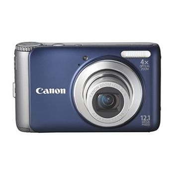 [A3100 IS]パワーショット Canon コンパクトデジカメ ブルー