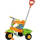 ウノ[オレンジ&イエロー] スマートトライク 三輪車