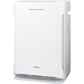 [ABC-VWK60C]サンヨー 加湿空気清浄機 ホワイト